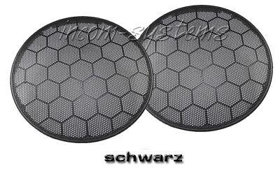 Lautsprechergitter für VW GOLF 3 /Golf III schwarz GRILL Blende OEM rechts+links