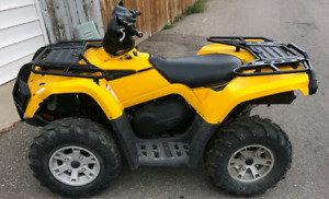 2008 Can Am outlander 400cc 4x4