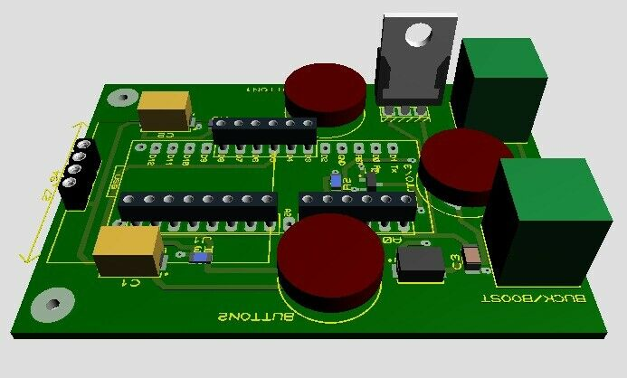 I Will Design Your Electronics Schematic And Pcb Layout and i can buid  prototype | in Greenford, London | Gumtree