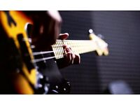 Bass player wanted to join band: Covers only - pop and rock: current and classic hits