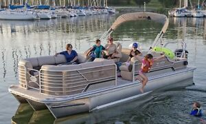 Suncatcher G3 Pontoon Boat Enclosures and Covers