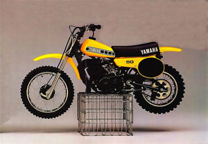 WANTED.1980 Yamaha yz 50 and Suzuki rm 50 or rm 60 or xr75
