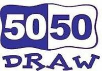 50/50 Draw Fundraiser,  Chance to win 350$