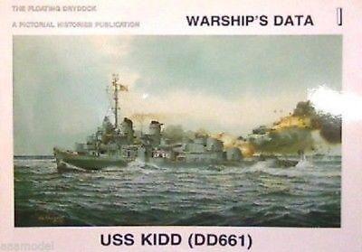 Warships Data Uss Kidd Dd 661 Magazine 293