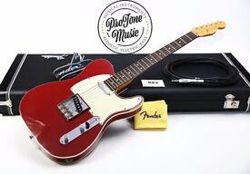 Fender American Vintage 62 Telecaster Custom Ltd Edition Dakota Red 1 of 250 made