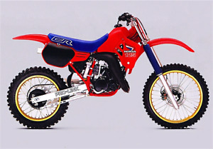 Wanted: 125cc or larger dirtbike