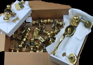 Door Knobs and Passage sets