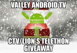 Android TV sales and service Special promotion for month for Nov