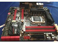 Asus Maximus VI Gene Gaming Motherboard - LGA1150 (Haswell)