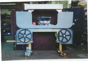 HAWKMILL BANDSAWMILL , TRAILER MODEL/ HYDRAULIC PACKAGE/24 HP Prince George British Columbia image 10