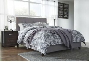 Ashley Furniture Queen Upholstered Bed