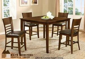 5PC COUNTER HEIGHT SET MODEL 3283