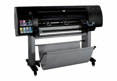 Hp Designjet Z6100ps Printer Plotter Model Q6653a 42 Largewide Format