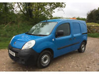 RENAULT Kangoo 2010-2012 NO VAT Ml20 1.5 dci . 90 BHP 1OWNER