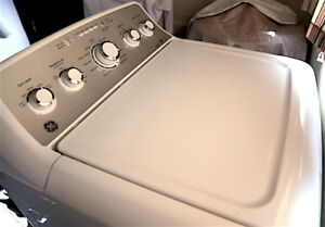 GE 4.9 Cu. Ft. High Efficiency Top Load Washer