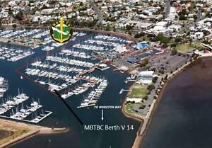 Marina Berth 15mtr mono MBTBC Marina Manly Manly Brisbane South East Preview
