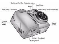 Nikon Coolpix 775 2.0 MP Digital camera - Silver