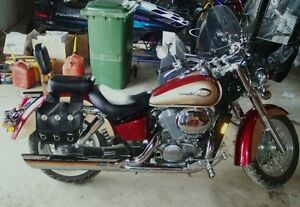 99 Honda Shadow ACE