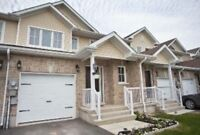 Avail now! 3bdrm, 2.5bath townhouse in woodhaven/Kingston west