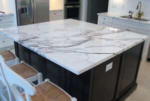 GRANITE QUARTZ COUNTERTOPS + FREE VANITY TOP (647) 812-0537