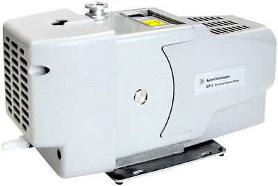 Agilent Idp-3 2.1 Cfm Oil-free Compact Dry Scroll Pump - 110v