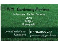 Garden and exterior maintenance