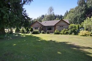 (VIRTUAL TOUR) Country Rancher On .59 Fenced Acre Lot!
