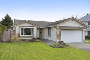 (VIRTUAL TOUR) Cloverdale Rancher with Tons of Potential!