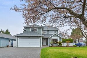 Beautiful South Surrey Home in Desirable McNally Creek Neighbour