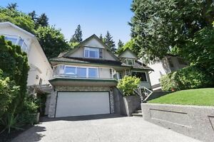 (VIRTUAL TOUR) 3 Level Executive Family Home In Deep Cove!