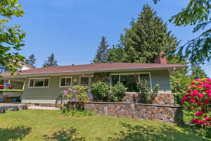 Lovely 1958 Solid Bungalow With Full Basement!