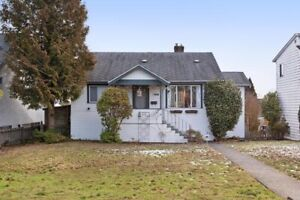 Charming Bungalow With Basement!
