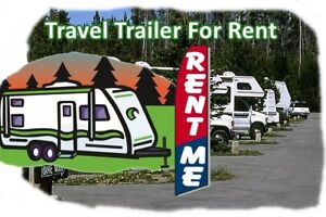 Rent a Travel Trailer then Tow to Florida