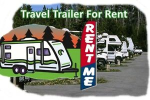 Travel Trailer Available for Rent for the USA