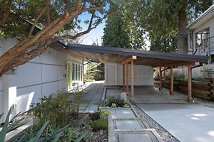 (VIRTUAL TOUR) Private Oasis Of Mid-Century Cool!
