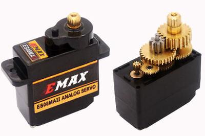 EMAX - Mini Analog Servo ES08MAII - 12 g - 2.0 kg