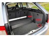 4x Audi Boot Accessories