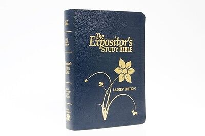 NEW The Expositor's Study Bible - Ladies Edition - Jimmy Swaggart