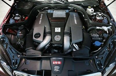 Chiptuning Mercedes E63 AMG 585PS auf 660PS/1100NM Vmax offen! W212 E 63 S