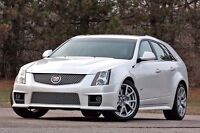 2011-2014 Cadillac CTS-V Wagon: Wanted