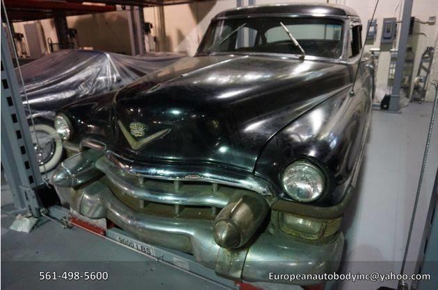 1953 Cadillac Series 60  1953 Cadillac Series 60 Sedan PROJECT CAR / PARTS CAR - SURVIVOR - ALL ORIGINAL
