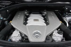 2011 MERCEDES ML-63 AMG COMPLETE ENGINE