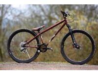 Specialized P2 2010 jump bike