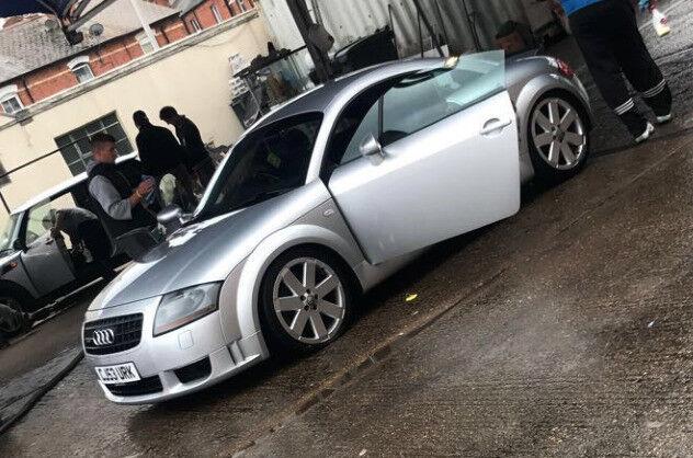 Audi Tt 3 2 Quattro Top Spec
