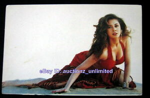 Bollywood Actress - Urmila Matondkar - India Rare Old Post card Postcard