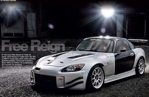 2005 Honda S2000 Supercharged Over $50K invested