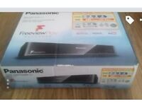 Panasonic Digital recorder with built in freeview