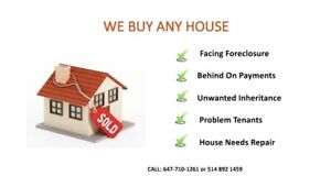Drowning In A Sea Of House Troubles?  WE RESCUE REAL ESTATE!