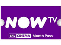 Now TV Sky Cinema Pass wanted