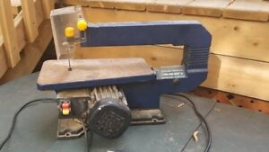Mastercraft 13 inch Scroll Saw